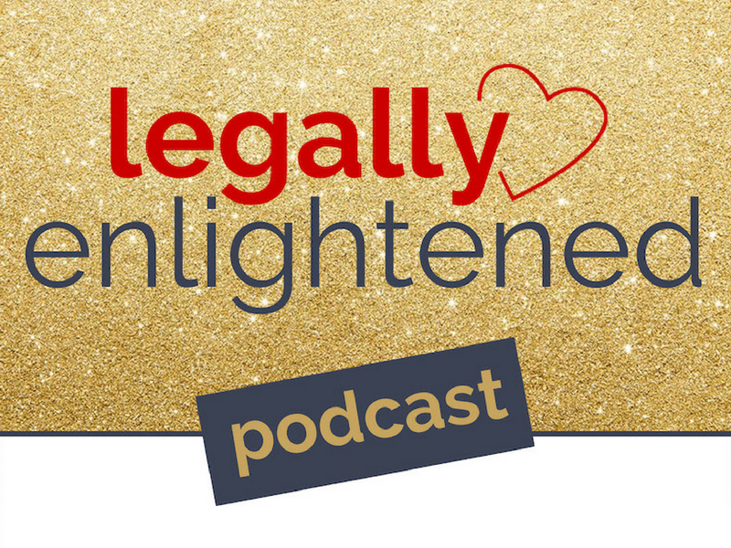 Introducing the Legally Enlightened podcast (and WIN some free Legal Love™!)