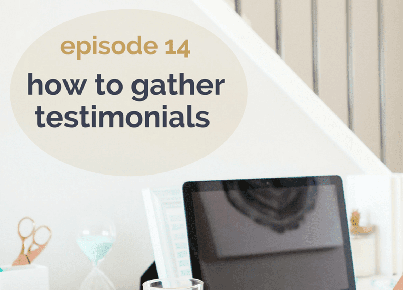 How to gather testimonials