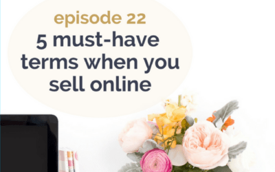[Podcast] 5 must-have terms when you sell online