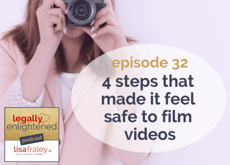 4 steps that made it feel safe to film videos
