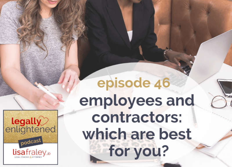 Employees or contractors – which are best for you