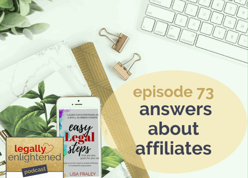 Answers about affiliates