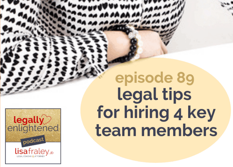 New Zealand & legal tips for hiring 4 key team members
