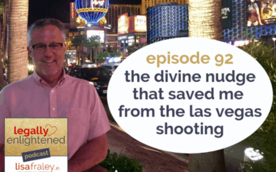 The divine nudge that saved me from the Las Vegas shooting