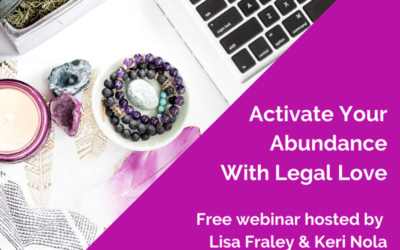 [WEBINAR TOMORROW] How to up your abundance and protect your income for 2020