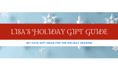 Want to know my fave holiday gifts? It's my holiday gift guide!