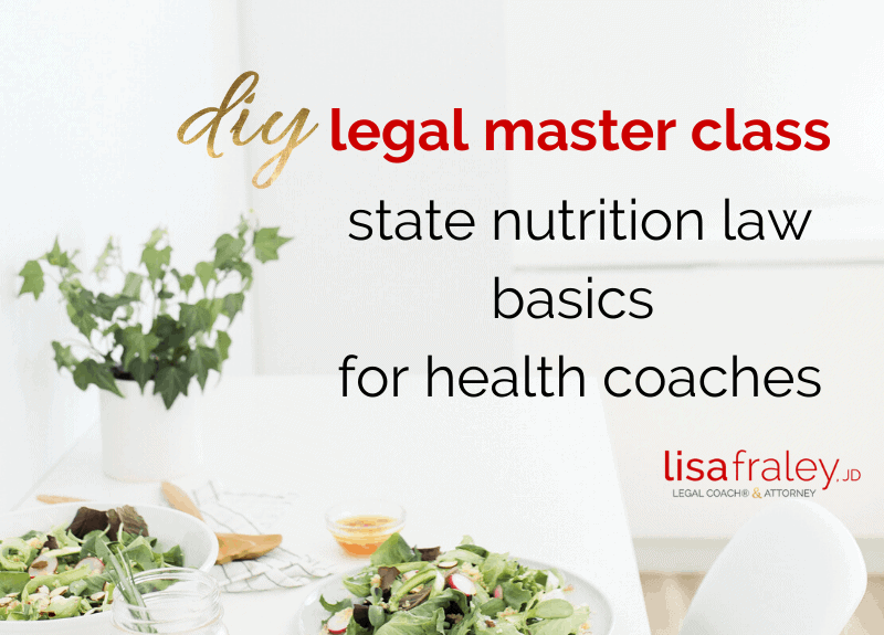 Last day to save 50% to learn about your state nutrition laws