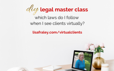 Have virtual clients? Here's how to know which laws you should follow.