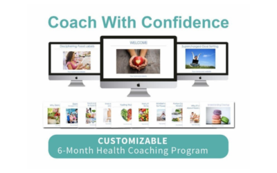 Feel more confident as a coach & save 25% on this health coaching system