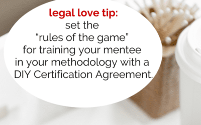 Curious about creating a certification program for mentees?